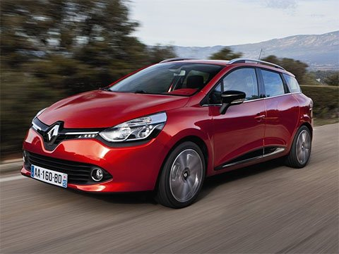 Renault Clio Grandtour - recenze a ceny