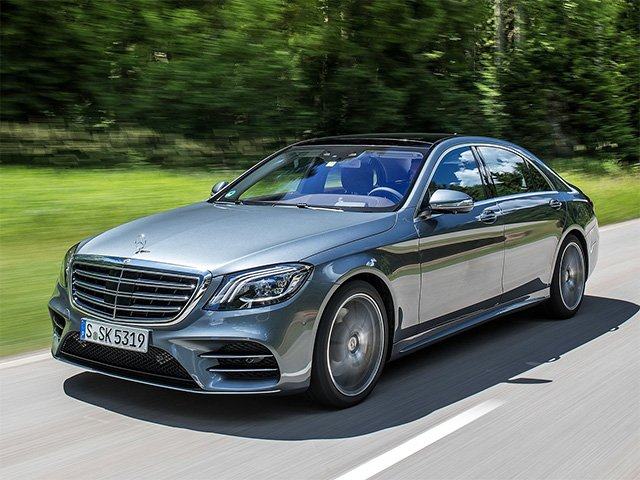 Mercedes-Benz S - recenze a ceny