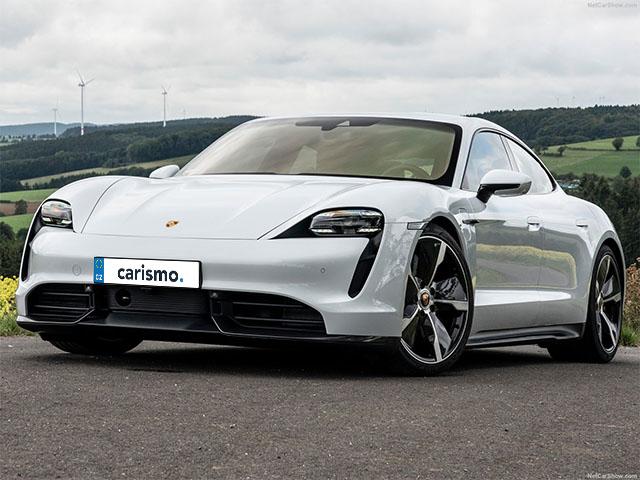 Porsche Taycan - recenze a ceny