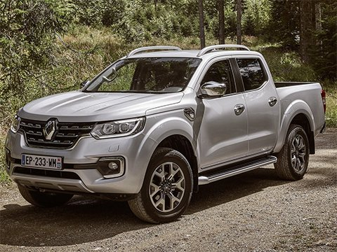 Renault Alaskan - recenze a ceny