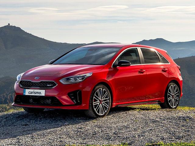 Kia Ceed GT - recenze a ceny