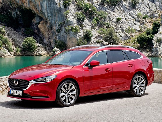 Video: Mazda 6 Wagon test