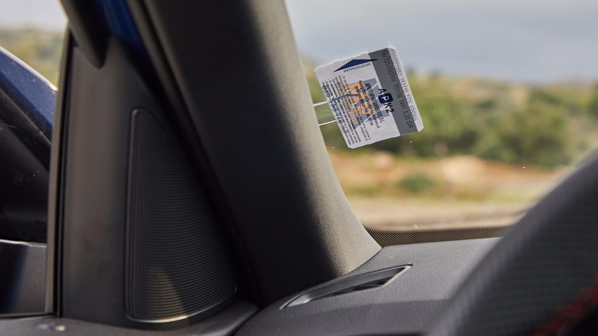 Simply Clever: držák na parkovací karty