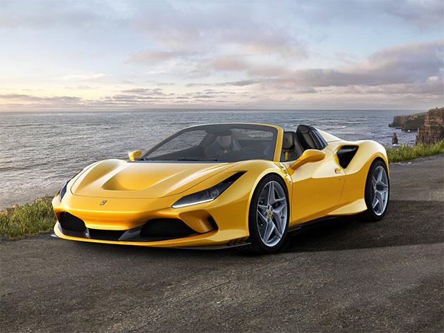 Ferrari F8 Spider - recenze a ceny