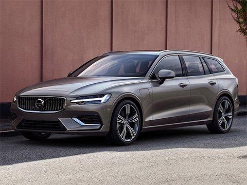 Volvo V60 - recenze a ceny