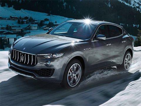 Maserati Levante - recenze a ceny