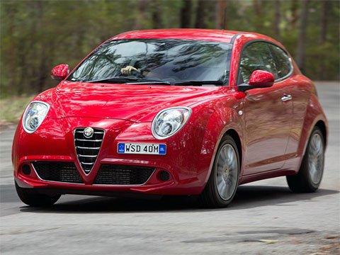 Alfa Romeo MiTo - recenze a ceny