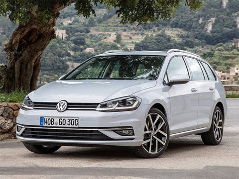 Volkswagen Golf Variant - recenze a ceny | Carismo.cz