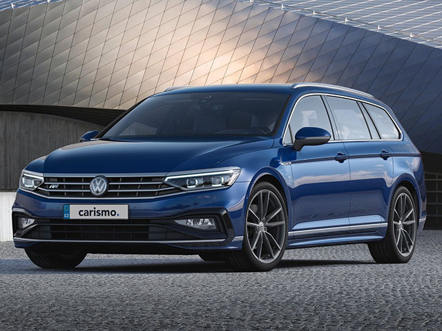 Volkswagen Passat Variant - recenze a ceny