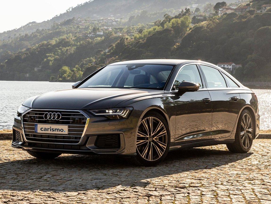Video: Audi A6 představení