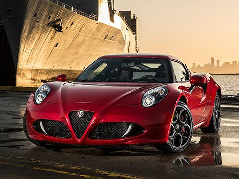 Video: Alfa Romeo 4C nejdostupnější supersport