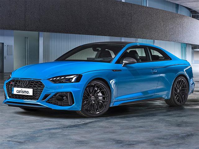 Audi RS 5 Coupé - recenze a ceny