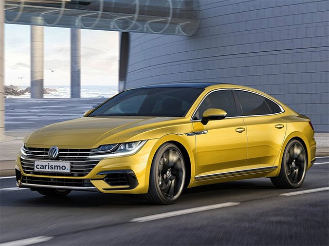 Video: Volkswagen Arteon test