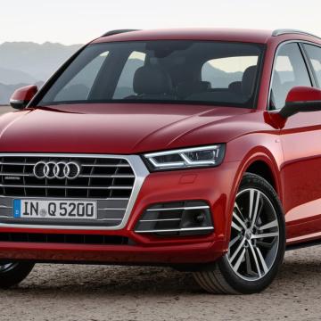 Akční nabídka Audi na operák
