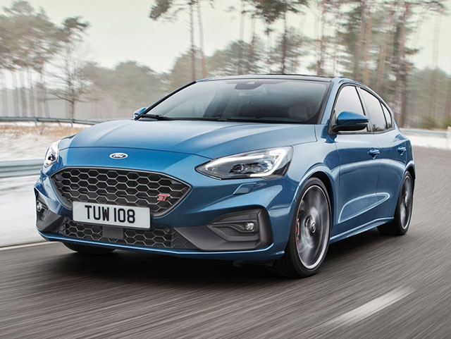 Ford Focus ST - recenze a ceny