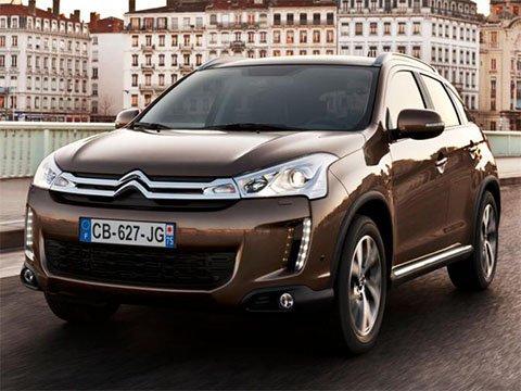 Citroën C4 Aircross - recenze a ceny