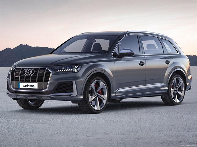 Audi SQ7 - recenze a ceny