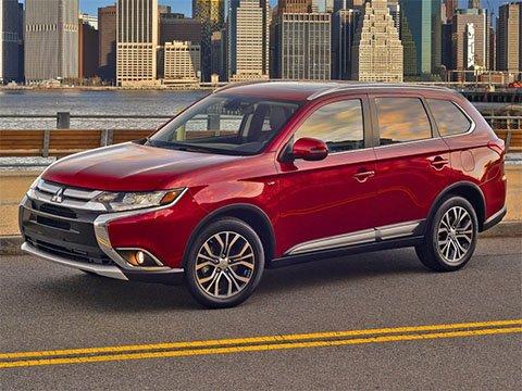 Mitsubishi Outlander - recenze a ceny