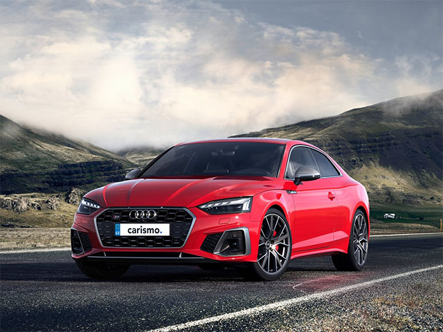 Video: Audi S5 Coupé Exteriér a interiér