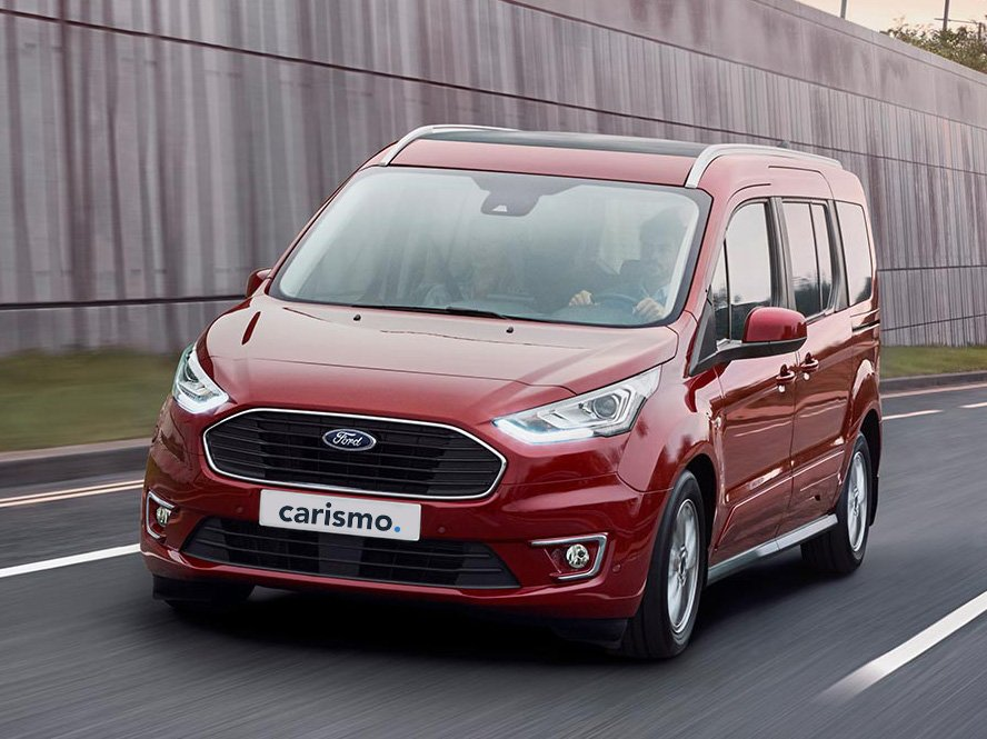 Ford Tourneo Connect - recenze a ceny