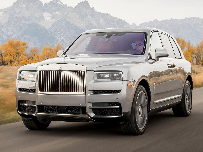 Rolls-Royce Cullinan - recenze a ceny