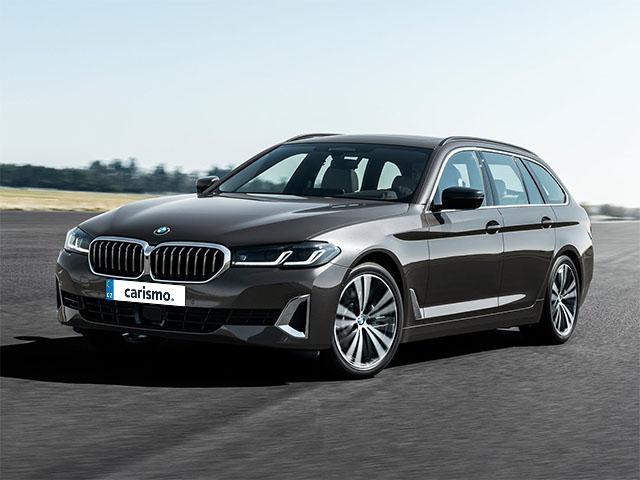 BMW 5 Touring - recenze a ceny