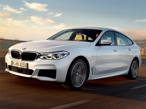 Video: BMW 6 Gran Turismo Recenze