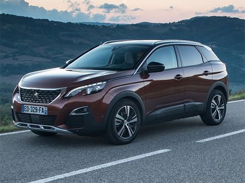 Peugeot 3008 - recenze a ceny