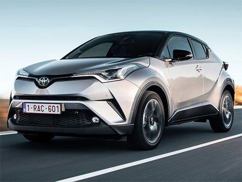Toyota C-HR - recenze a ceny