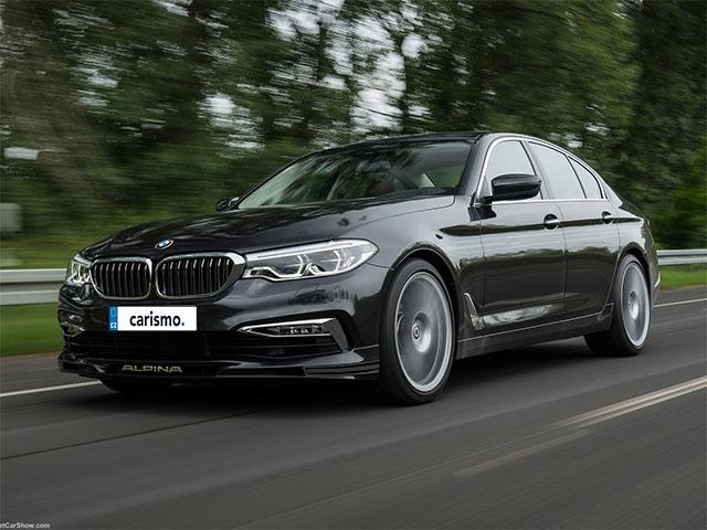 BMW ALPINA D5 S - recenze a ceny