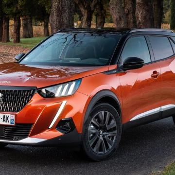 Peugeot zvýhodnění až 160 000 Kč