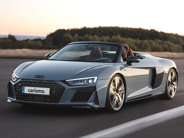 Audi R8 Spyder - recenze a ceny