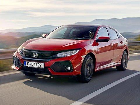 Honda Civic - recenze a ceny | Carismo.cz