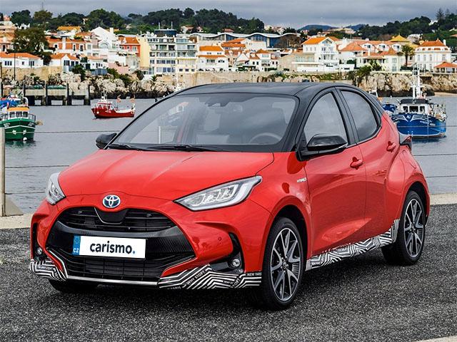 Toyota Yaris - recenze a ceny