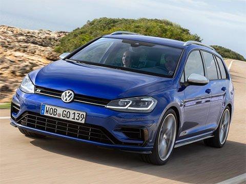 Volkswagen Golf R Variant - recenze a ceny