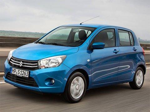 Suzuki Celerio - recenze a ceny