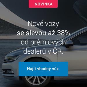 Nejlepší nabídky vozů na prodej